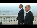 Рабочий визит Владимира Путина в Баку завершился в неформальной обстановке - Первый канал