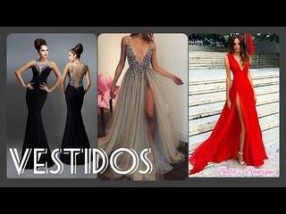 Vestidos de fiesta fashion 2019