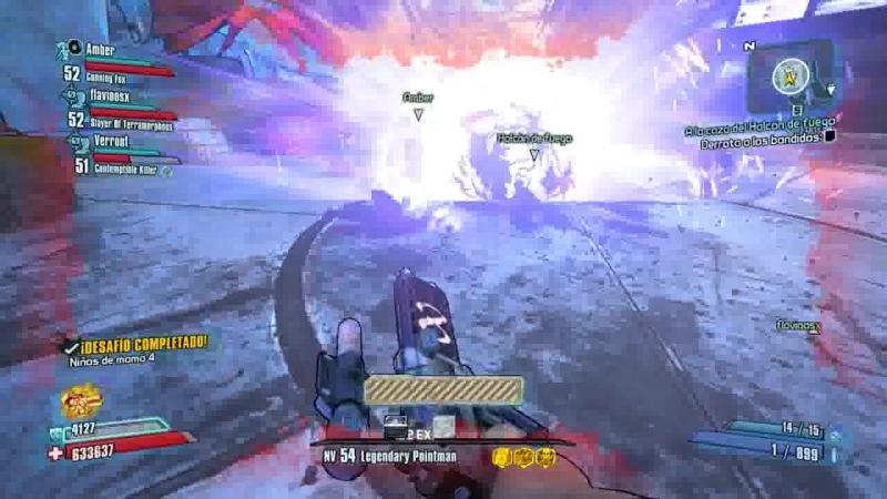 Borderlands 2 , jugando un rato en un cooperativo