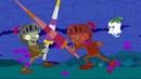 Растения против зомби Армия Зомби / Plants vs Zombies Мультфильм Русская озвучка
