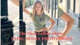 VLOGThe Shae LeRae Show, MODEL PHOTOSHOOT BTS