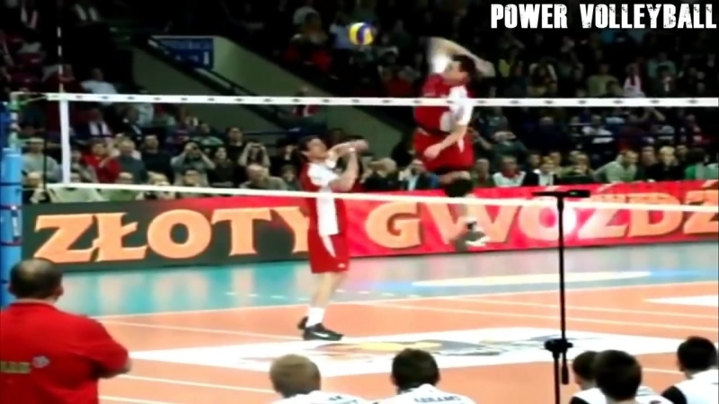TOP 20 Monster Volleyball Spikes _ 3rd Meter Spikes _ Powerful Spikes (HD)