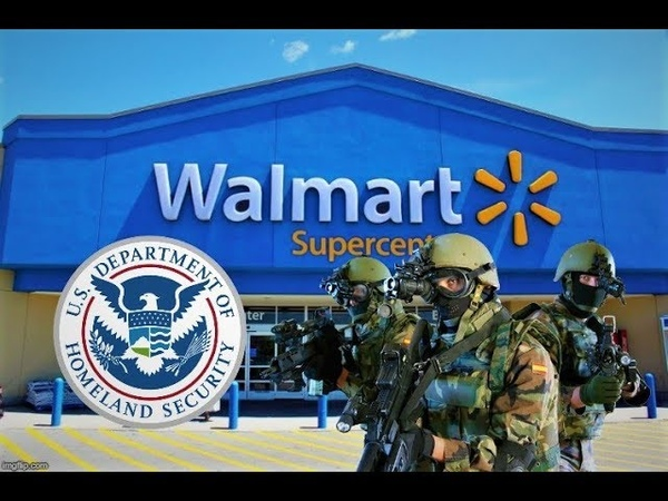 Walmart FEMA Camps ReEducation Centers Welcome To MartLaw