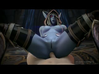 Vk.com/watchgirls rule34 world of warcraft sylvanas 3d porn sound