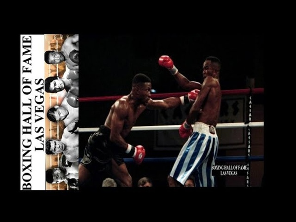 Pernell Whitaker Stops Diosbelys Hurtado This Day January 24, 1997 Welterweight Crown