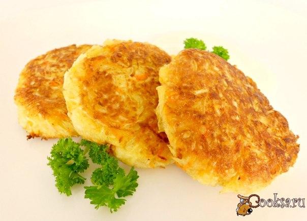 Совершенно простые в приготовлении и очень вкусные котлетки из капусты!