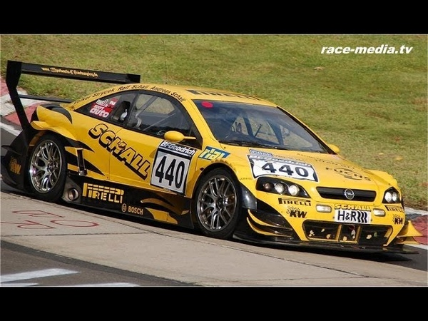 Schall Motorsport DTM Opel Astra V8 Coupé VLN 2007 Video Impressionen