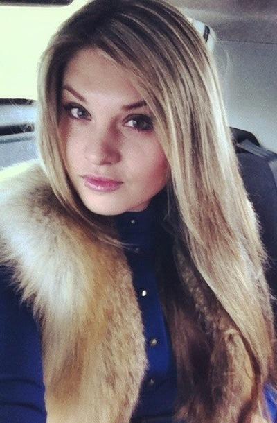 Лилия Никифорова, 12 февраля 1990, Санкт-Петербург, id151385623