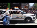 NEW YORK GAY PRIDE 2016   ЛГБТ-ПАРАД В НЬЮ-ЙОРКЕ 2016