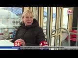 Трамвай желаний в Евпатории вошёл в топ пять самых романтических мест в России