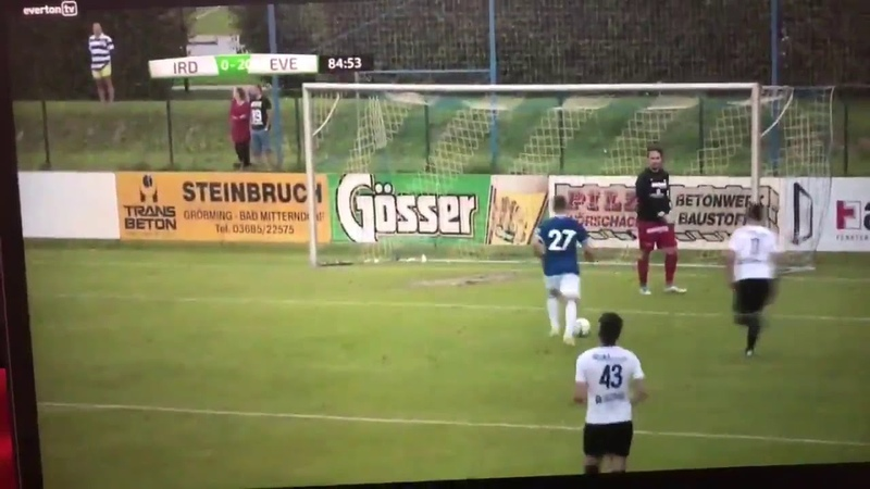 Everton 20-0 ATV Irdning Here's the latest goal