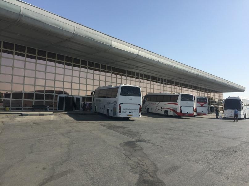 Иран 4.  Автовокзал