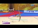 Российские гимнастки-художницы завоевали все возможное золото в личном зачете чемпионата мира