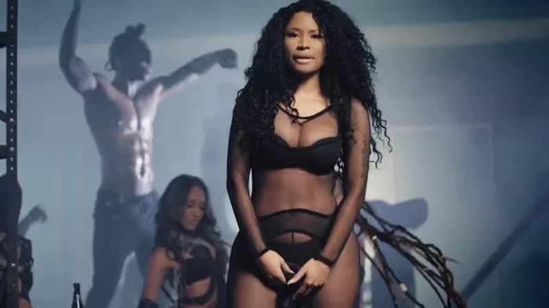 Nicki Minaj Feat. Drake, Lil Wayne, Chris Brown - «Only» (2014)