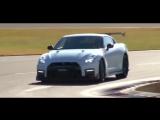 Первые видео нового Nissan GTR R 50!_HD.mp4