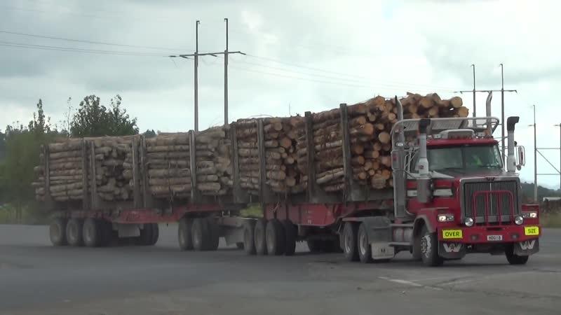 Trucks New Zealand kawerau
