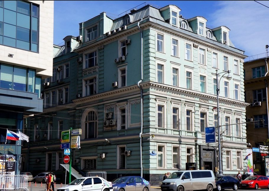 2yPDfO9kSf0 Тверская улица - главная улица Москвы.