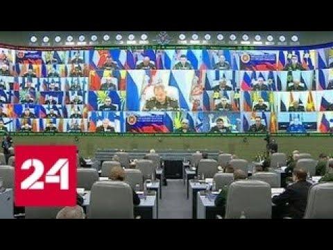 Шойгу: комплекс Авангард примут на вооружение в 2019 году - Россия 24