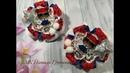 Бантики c куколками лол МК/ Bows with pupae lol