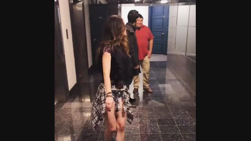 Каст Звероморферов танцует