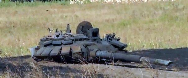 Боевики не прекращают обстрелы, несмотря на перемирие. Свои усилия они сосредоточили возле Дебальцево - пресс-центр АТО - Цензор.НЕТ 4600