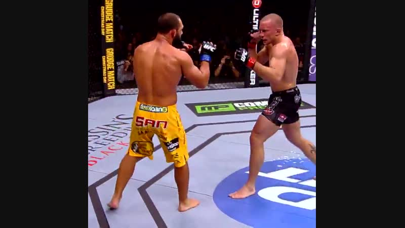 OnThisDay in 2013: Georges St-Pierre vs Johny Hendricks