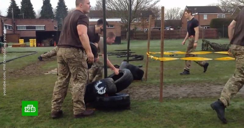 Ужин отдай врагу: в Британии борются с ожирением военных