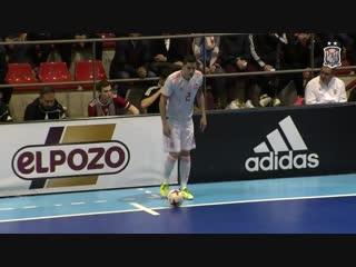 Товарищеский матч. Испания - Венгрия 6:0 (2 игра)
