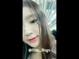 @G_I_DLE GI-DLE Pre-debut Trainee Era - - 170916 Cho Miyeon chomeeyeon Instagram Story Ins