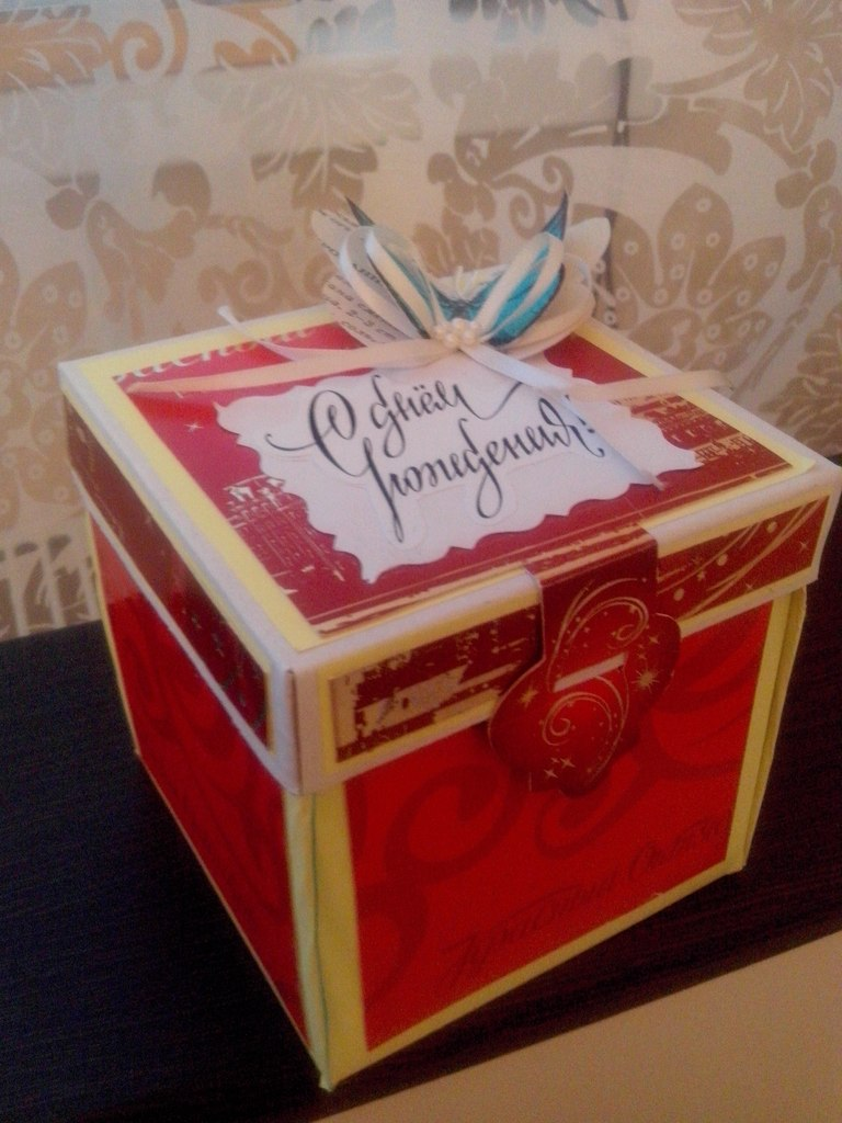 Подарок для мамы своими руками 6 лет