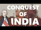 How did Britain Conquer India Animated History