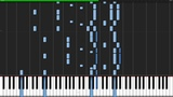 Magia - Mahou Shoujo Madoka Magica (Ending) Piano Tutorial (Synthesia) Animenz