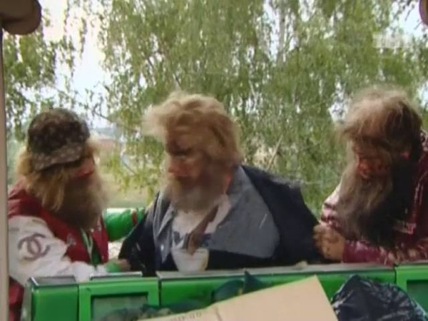 Наша Russia: Сифон и Борода - Лада Калина
