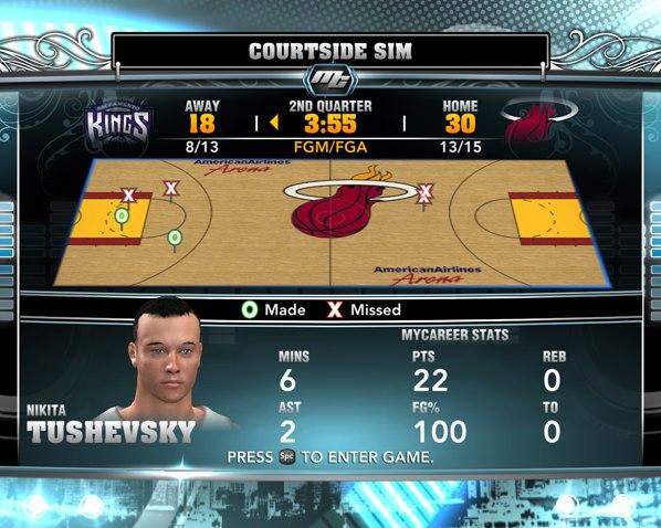 Хороший игрок в НБА2К13
