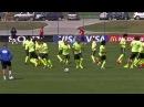 Сборные Бразилии и Германии сыграют в первом полуфинальном матче ЧМ по футболу 2014 года - Первый канал