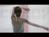Anna Shcherbakova (RUS) Ladies Short Program Richmond 2018