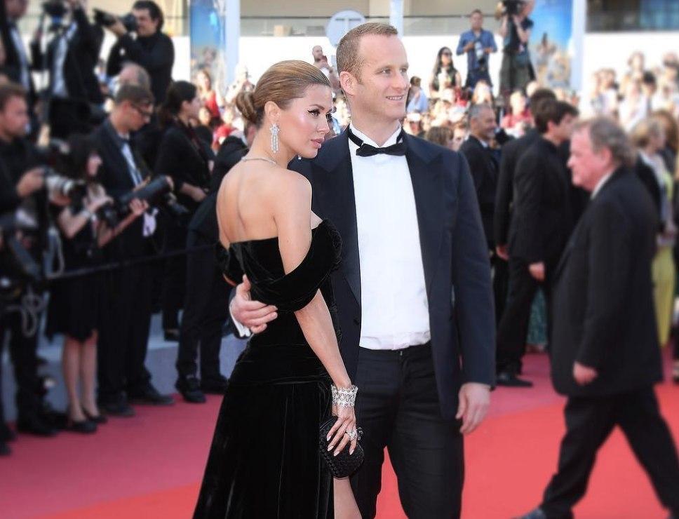 Виктория Боня и Пьер Андрюан фото