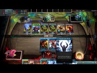Artifact Gameplay - Full Match in 4K