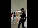 Victoria at Shanghai Airport 180831