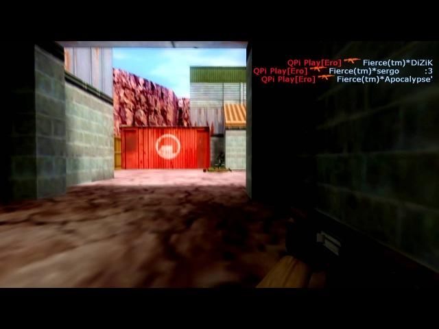 Play[Ero] -4 ak47/dgl @ de_nuke [Highlight] CS 1.6