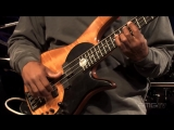 Victor Wooten performs The Lesson on EMGtv