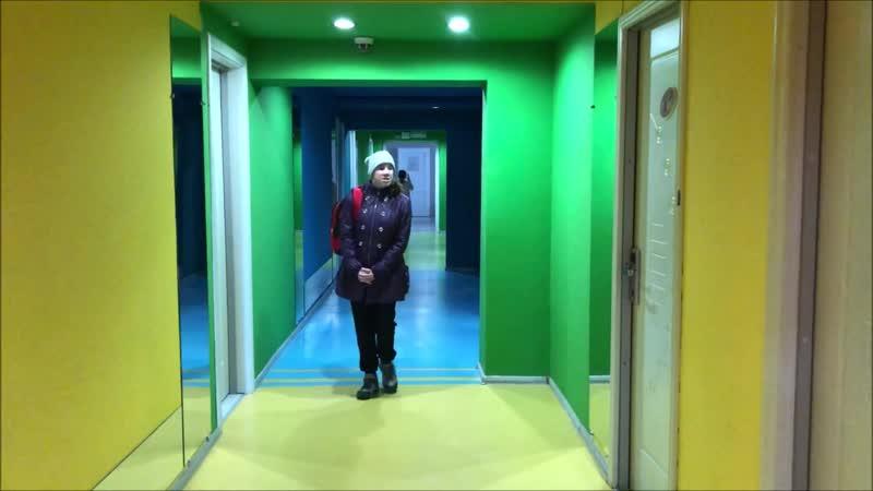 Скетч видео для юмористического конкурса в лагере Icamp (Крым)