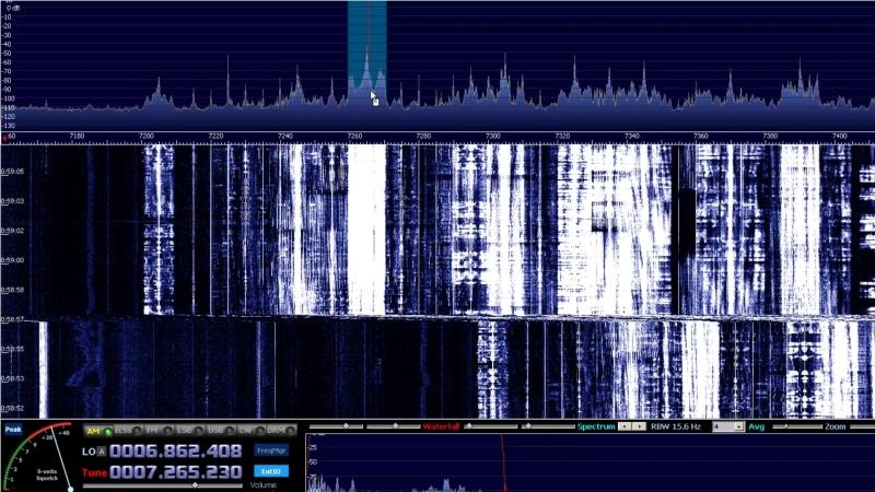 Прогулка по радиоволнам
