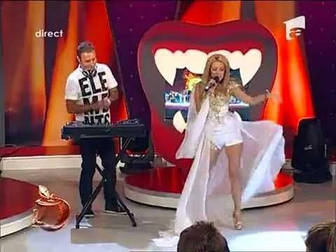 Kristine ft. Dj Rabinu - Ana Bahebak @ Un show pacatos