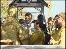 Освящение колокола для звонницы Свято-Владимирского собора в Херсонесе