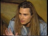 Interview with Mike Tramp (White Lion), 1993