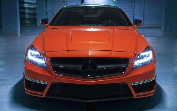 German Special Customs Mercedes-Benz CLS 63 AMG (C218), 2013