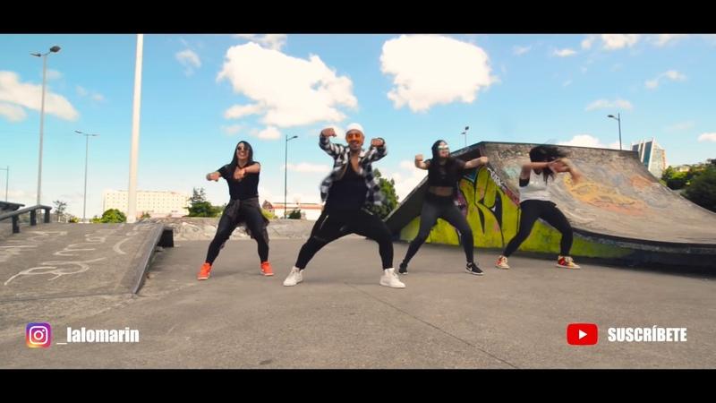 DURA - Daddy Yankee (Coreografía ZUMBA) / LALO MARIN