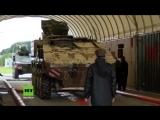 Rund 10-000 Soldaten und 8-000 Fahrzeuge - Bundeswehr verschifft Truppen zur NATO-Gro