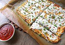«Хлебные» палочки: простой ПП-перекус!